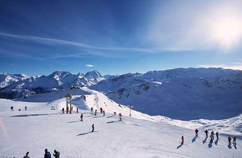 optez pour un séjour en ski