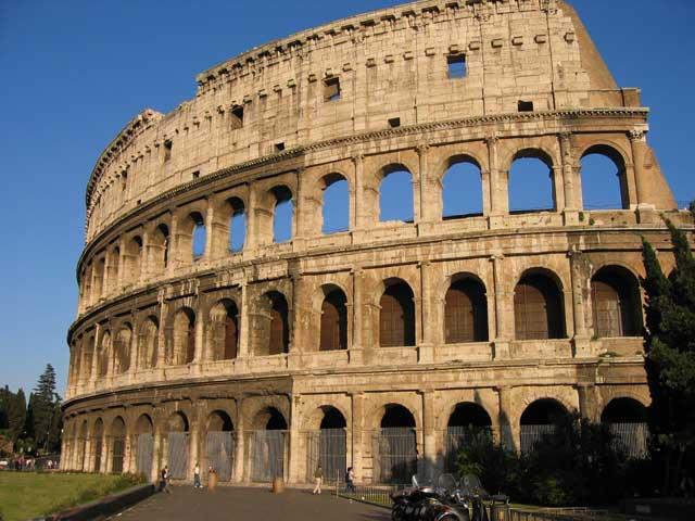 rome colisée