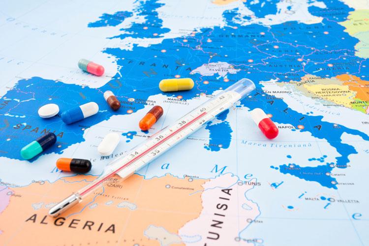 5 astuces liées à la santé en voyage